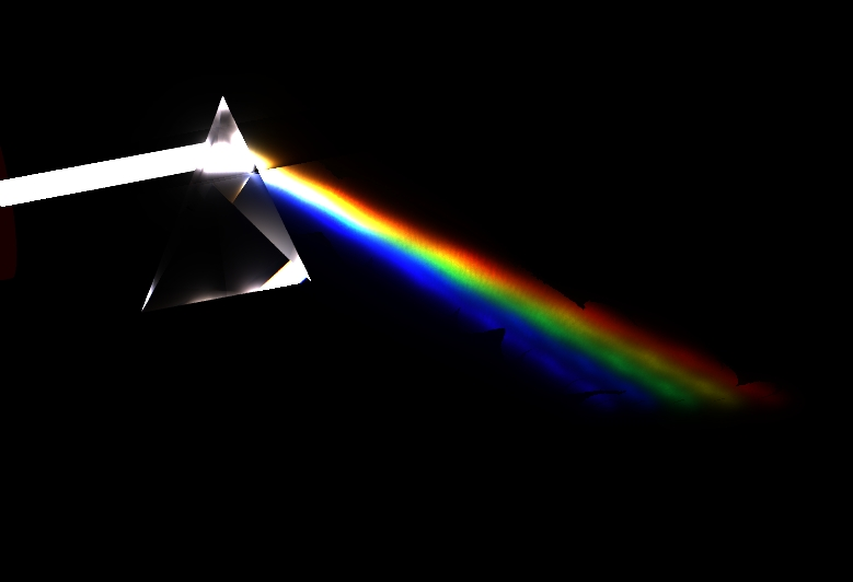 prism reflecting light Porro prism - a 45°-90°-45° reflecting prism whose surfaces form the 90° angle reflecting the light beam through a total angle of 180.